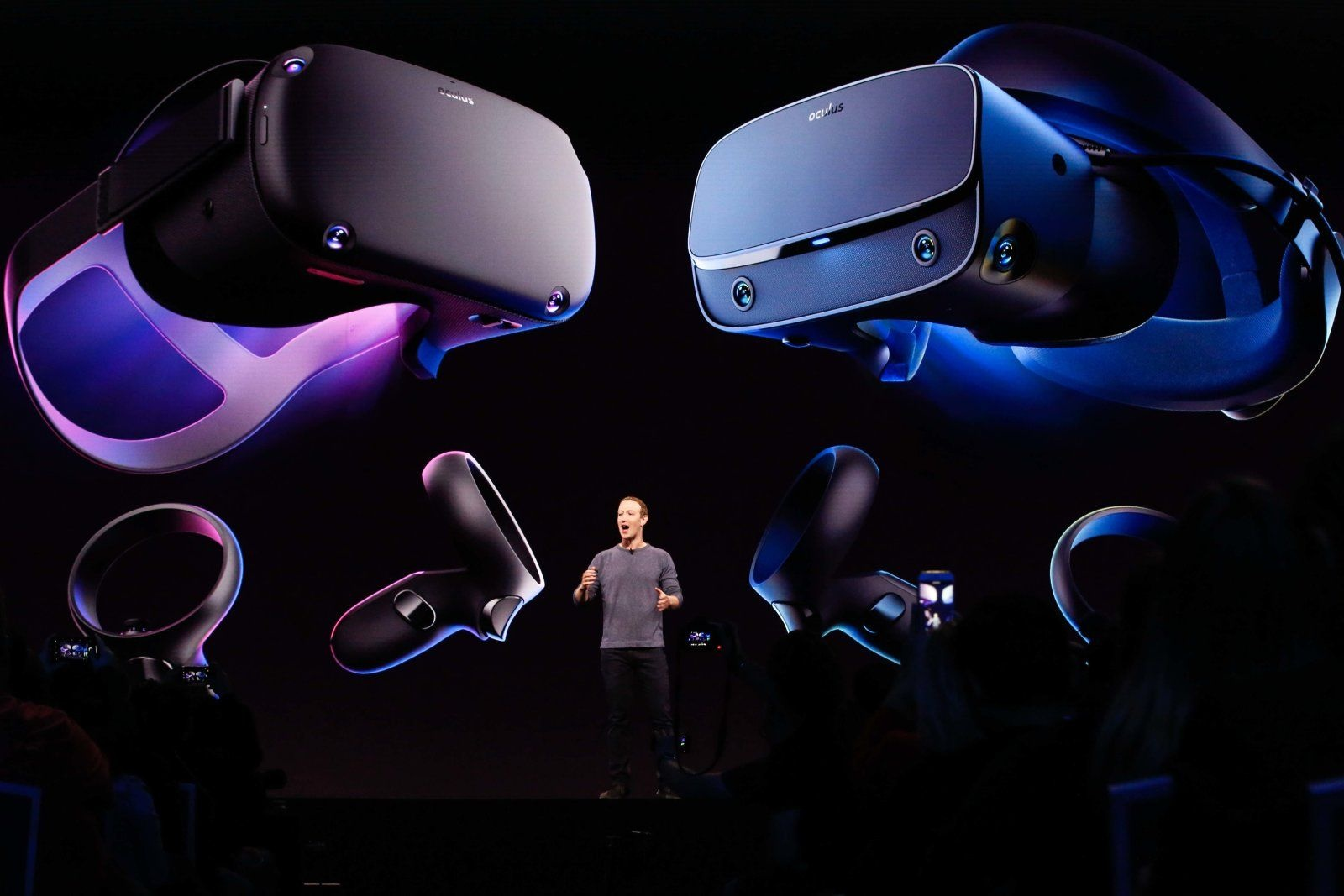 Oculus VR will soon require gamers to log in via Facebook