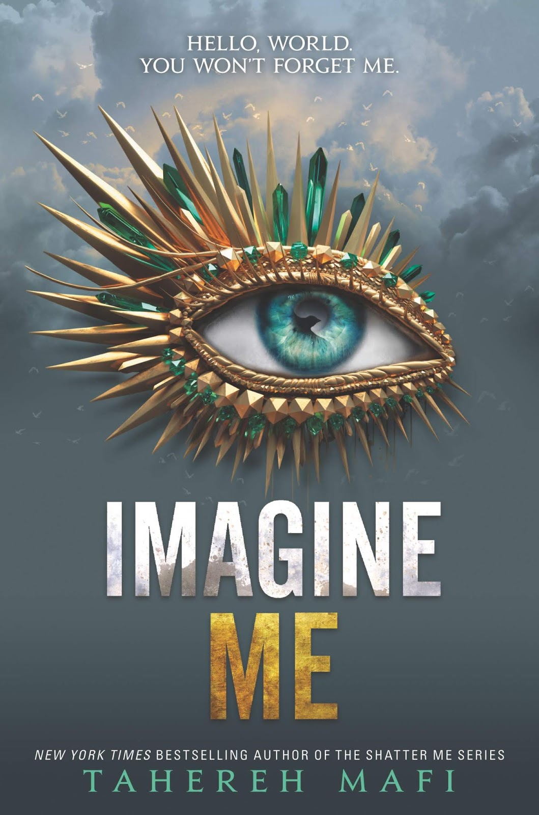 Imagine Me by Tahereh Mafi