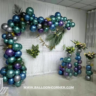 Balon Latex Chrome (NEW PRODUCT)