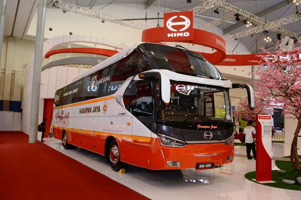 Inilah Penampakan Bus Calon Jawara Lintas Jawa dan Sumatera
