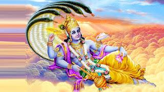 lord vishnu image wallpaper