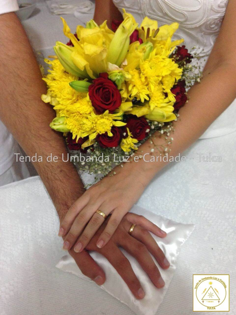 Casamento na Umbanda - Tulca