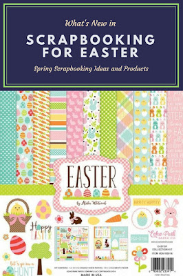 Easter and Spring Scrapbooking