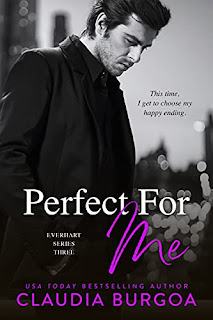 Perfect For Me by Claudia Burgoa