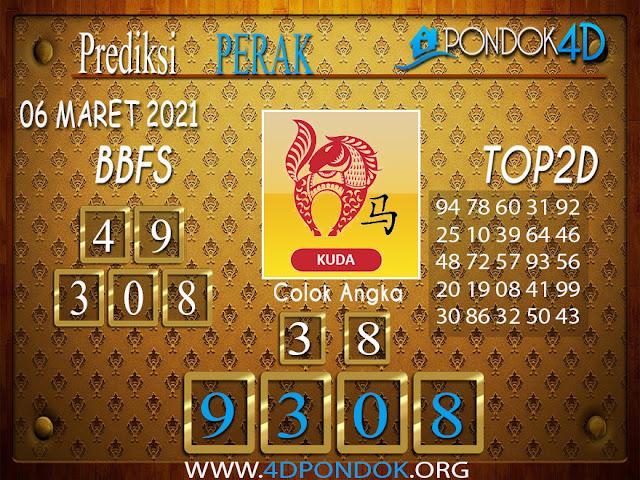 Prediksi Togel PERAK PONDOK4D 06 MARET 2021