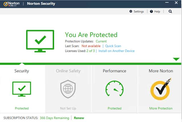 تحميل برنامج نورتون انتي فيرس 2019 Norton Antivirus لمكافحة الفيروسات