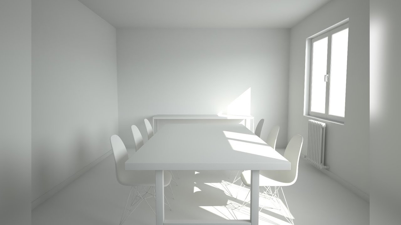 Interior Lighting & Area Lighting In Vray for Cinema 4D | CG