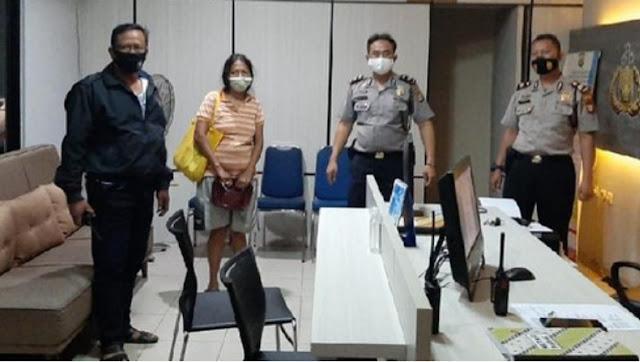Bilang Naj*s Lihat Muka Jokowi dan Sebut PDIP Tak Punya Otak, Perempuan Tua Ditangkap Polisi