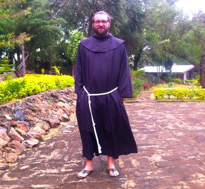 fra Miro Babic misionar Afrika Mali dom Kenija Small Home sirotište