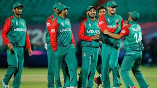 Bangladesh vs Afghanistan 1st ODI 2016 Highlights