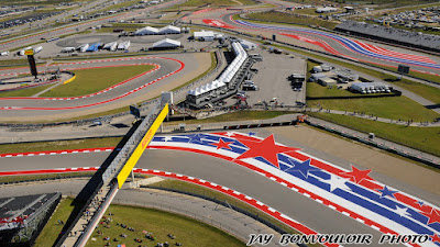 The only Formula 1 race in the US, the Pirelli 2018 United States Grand Prix takes place Oct 19-21 at COTA.