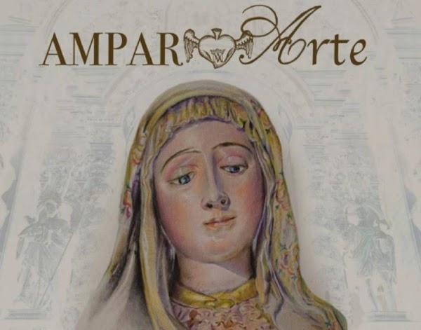 El Amparo de Sevilla abre la muestra benéfica para la restauración de su retablo