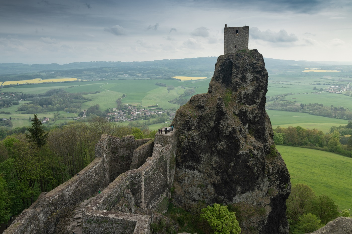 Zamek Trosky Panna