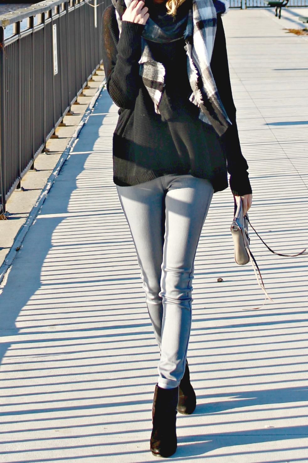gray harmony & havoc skinny jeans