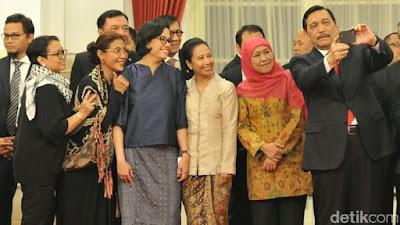 Menteri-menteri Presiden Jokowi Dapat Penghargaan Internasional - Info Presiden Jokowi Dan Pemerintah