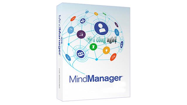 تحميل برنامج رسم الخرائط الذهنية Mindjet MindManager 2021 كامل مع التفعيل