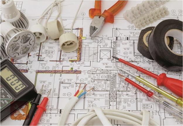 gambar instalasi listrik