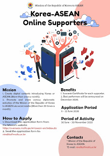 Korea-ASEAN Online Supporter