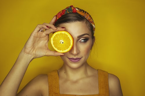 Vitamin C benefits for slimming