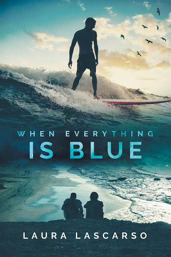 When everything is blue | Laura Lascarso