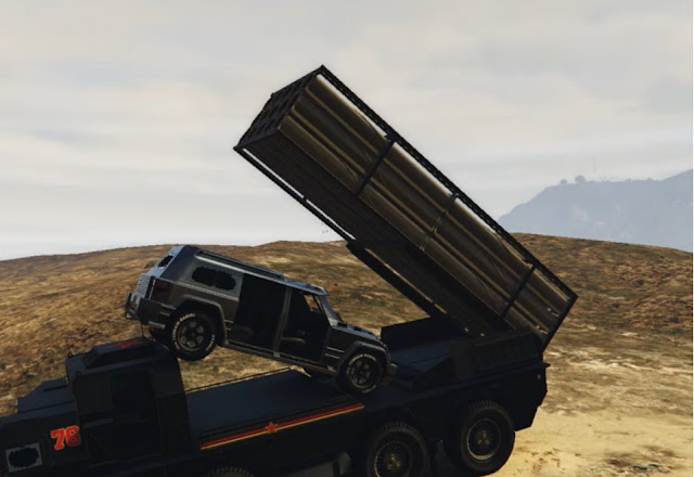 GTA Online Players Find Glitches to Fly Using Chernobogs