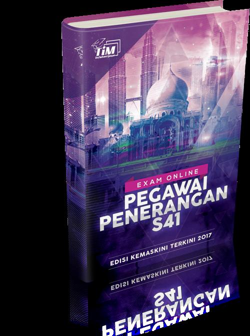 Pakej Rujukan Beserta Contoh Soalan Peperiksaan Pegawai Penerangan S41
