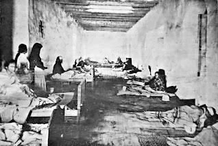 Sitio donde los masones cartageneros atendían los enfermos