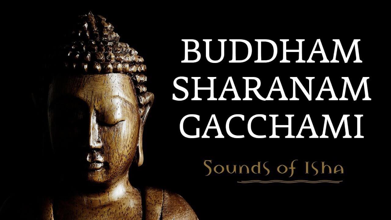 buddham saranam gacchami lyrics