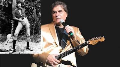 Carlos Moisés canta musica do pai do rock o bruxo Raul Seixas