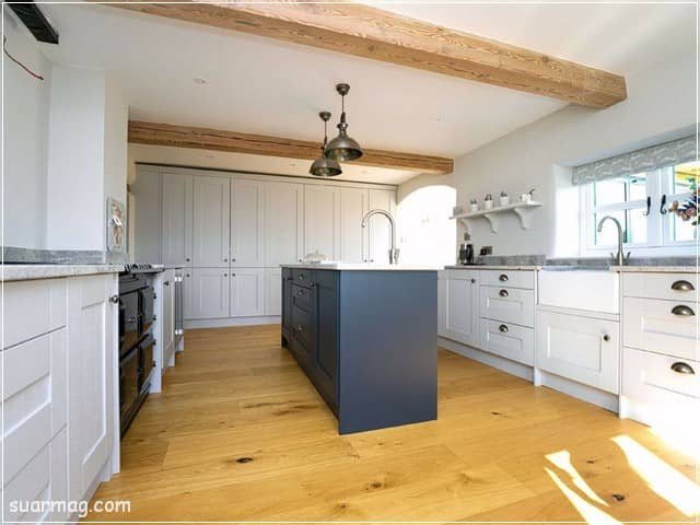مطابخ خشب 26 | Wood kitchens 26