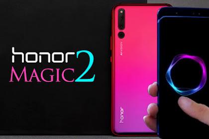 Fitur Mirip IPhone XS Ada Pada Hp Baru Honor Magic 2