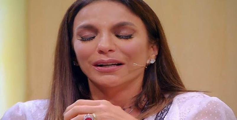 O Brasil ora por ivete Sangalo e seus 3 filhos Até vocês, meu Deus