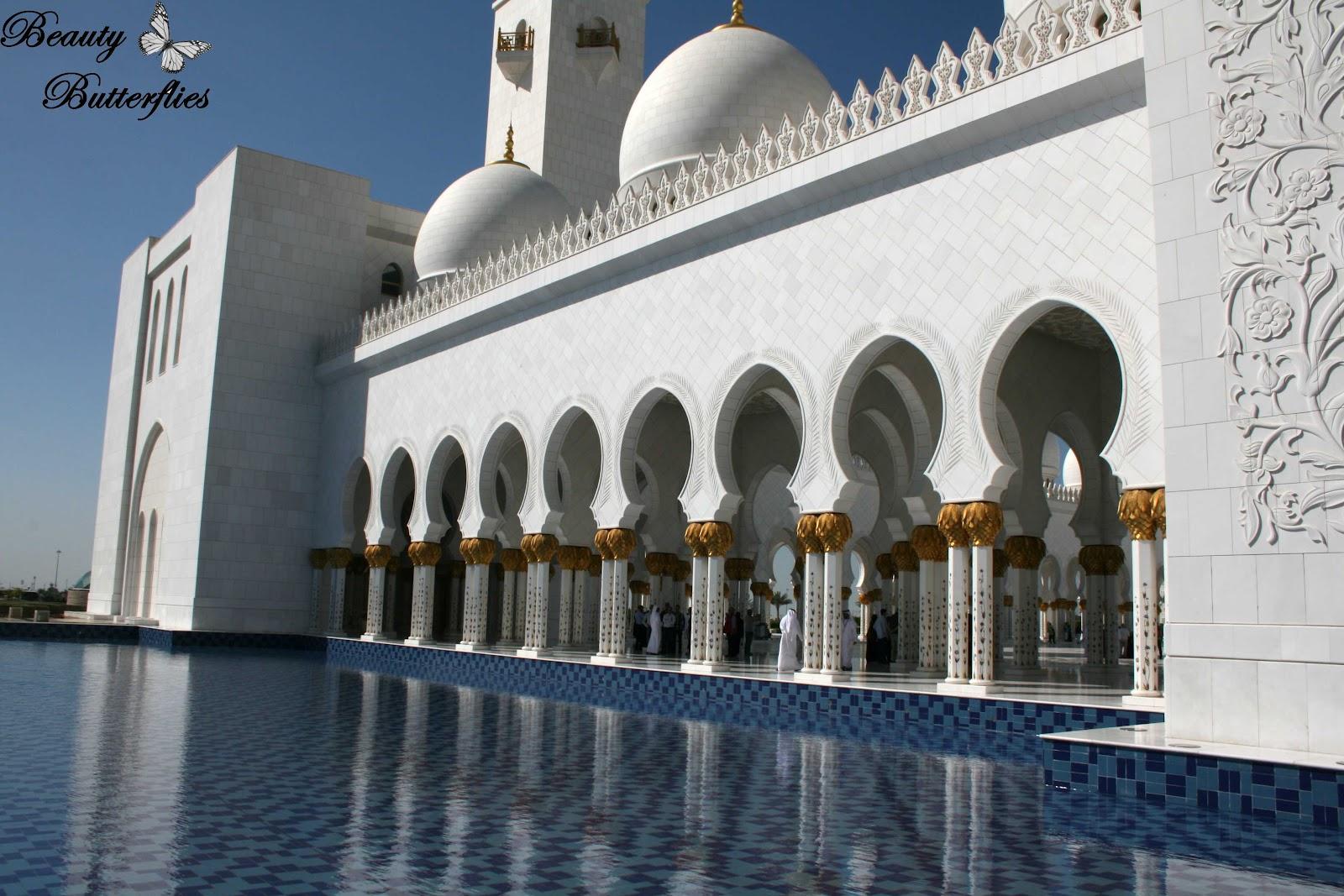 Neuseeland Moschee Twitter: Schaich-Zayid-Moschee