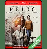 RELIC: HERENCIA MALDITA (2020) FULL 1080P HD MKV ESPAÑOL LATINO