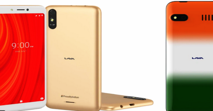 Lava Z61 Pro, A5 & A9 ProudlyIndian Editions Launched