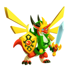 Hero Dragon