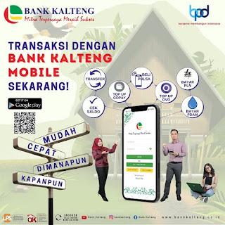 Bank Kalteng Mobile