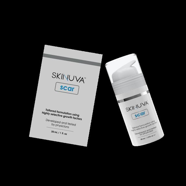 Scar Retreat Cream Serum.A Scar Remover That Saved My Skin Called Skinuva Patti S Beauty World