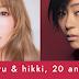 Ayumi Hamasaki e Hikaru Utada, duas cantoras que marcaram toda uma geração