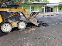 舊地墊拆除清運