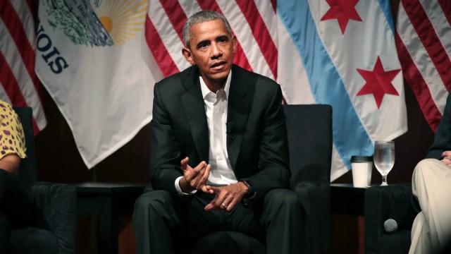 Obama urges Kenyan government to respect election result