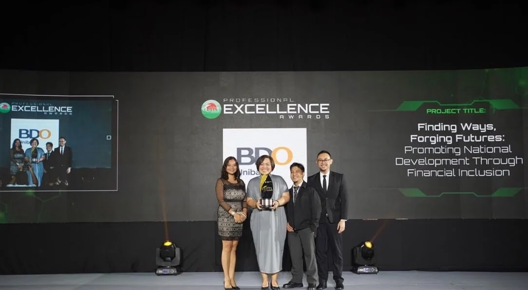 BDO wins Award of Excellence in 17th Philippine Quill Awards