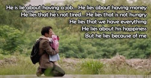 cinta dan sayang bapak