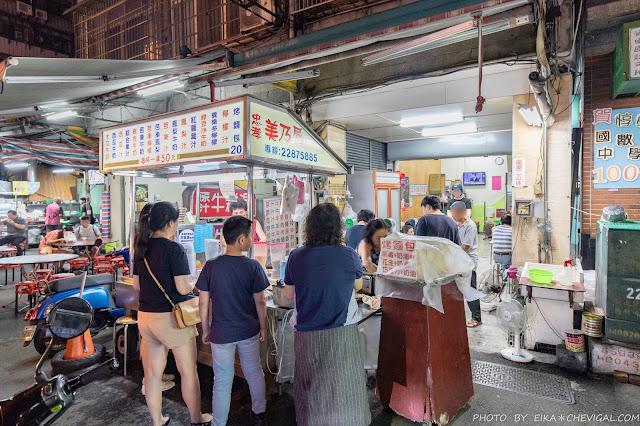 MG 8943 - 美乃屋木瓜豆沙牛乳,忠孝夜市近60年歷史人氣老店,多種果汁、烤吐司也能當宵夜!