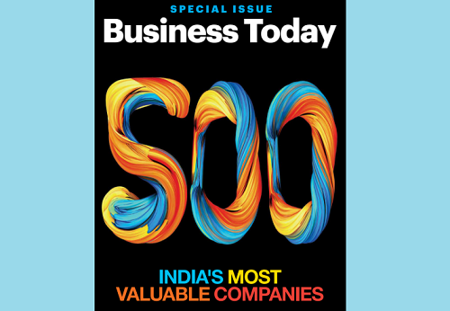 500 India's Most Valuable Companies--Business Today Magazine Nov-2018 PDF included