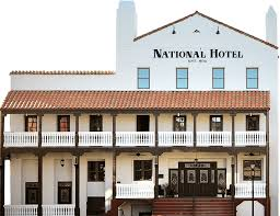 The National Hotel, Jackson