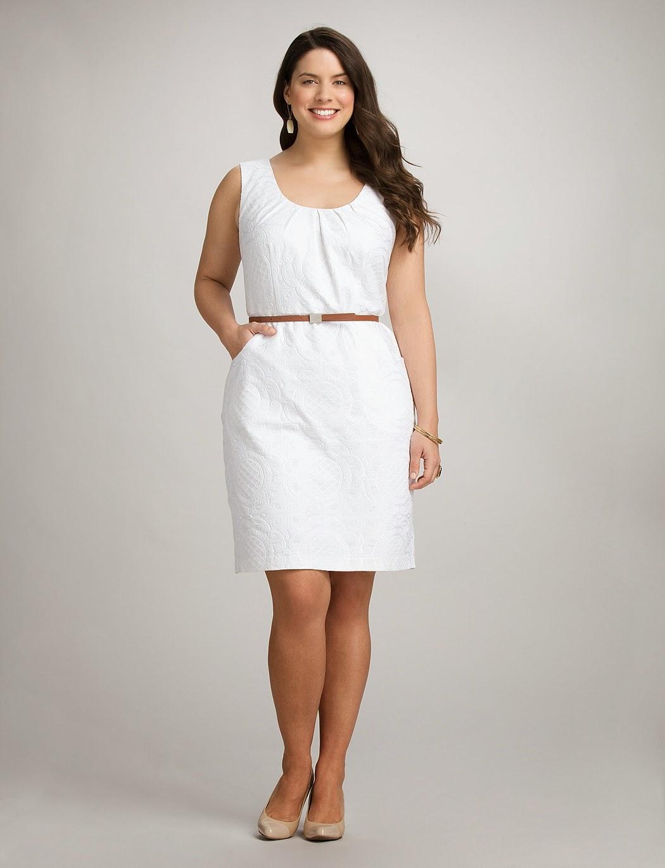 Modelos de vestidos de moda para gorditas