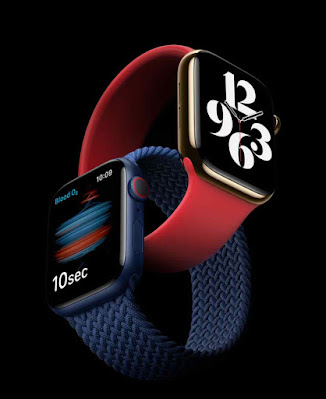 Apple watch series 6 2020 features and  specifications in Hindi
