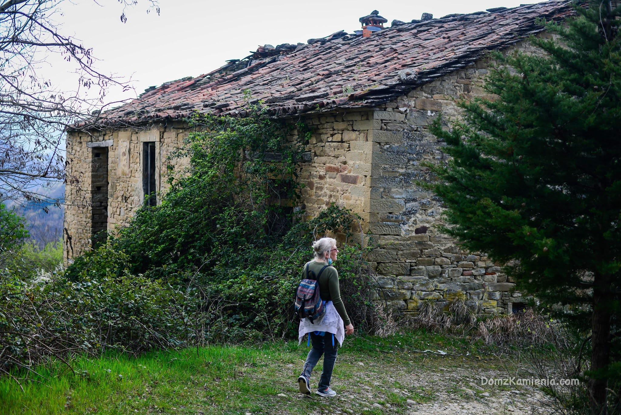 Trekking Toskania, Marradi, Dom z Kamienia blog