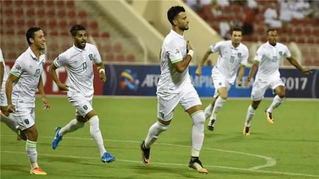 مشاهدة مباراة الأهلي والرائد بث مباشر